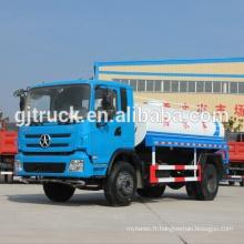 4 * 2 12000L Dayun arrosage panier / Dayun camion d'eau / Dayun réservoir d'eau camion / Dayun transport de l'eau camion / Dayun boisson camion d'eau