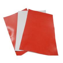 Tissu en fibre de verre enduit de silicone résistant à la chaleur