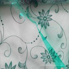 Tissu Organdy pour décoration de scène