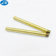 Machining manufacture cnc precision Brass machining parts for mechanical pencil