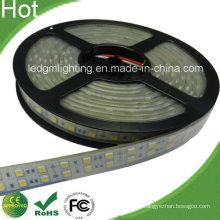 SMD 5050 126LEDs / M 150W zweireihige LED-Lichtleiste
