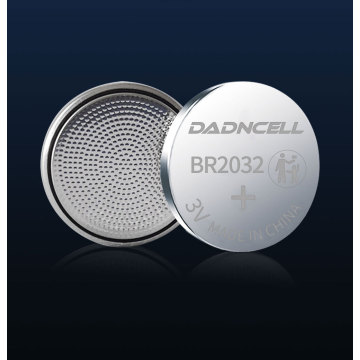 DADNCELL 3V Coin Battery BR1025A Lithium Fluoride Carbon Battery For LED Lights Marine Rescue Equipment Weight Scale