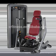 Hohe Qualität Dezhou Fitnessgeräte Pin Loaded Sitzende Brustpresse
