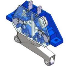 Microinterruptor azul Lxw 32-01mc