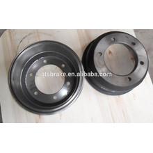 Auto parts high performance brake drum, for MITSUBISHI Sanding drum
