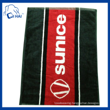 Quality Custom Logo Velors OEM Golf Towel
