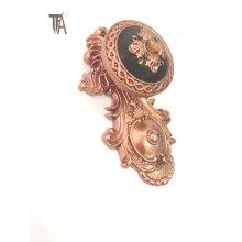 Nouveau crochet de rideau décoratif décoratif