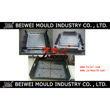 Hot Plastic Injection Bread Crate Mould