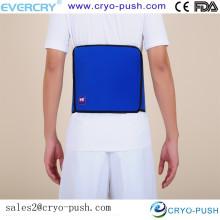 Cadeau chaud de vente au personnel / cold pack et sangle sensation confortable pour la taille et le dos