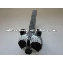 Fashional трикотажные теплые наушники для детей