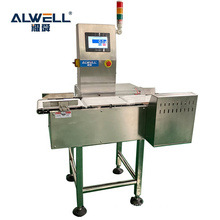 Automatic online mass check weigher price