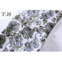 Meubles de salle a & B et tissu Jacquard de tissu de tapisserie d'ameublement de sofa