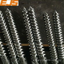high quality screw design for pvc