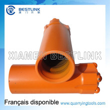 Bit de botón estándar de carburo de tungsteno R32 para deriva y tunelización