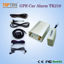 Wireless Real Time GPS Car Alarm/GPS Tracker with Remote Control, Two Way Talking Tk210 (WL)