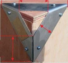 金属の専門家金属エッジ プロテクター