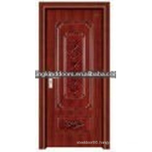 Modern Steel Wooden Interior Door JKD-1008(A)