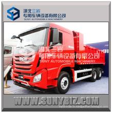 Camion à benne basculante Hyundai 6 * 4 360HP Dump Truck 10 Wheeler