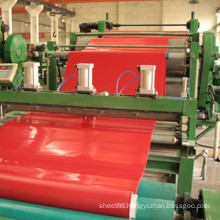 Red Color Nitrile NBR Rubber Sheet with Oil Resistant