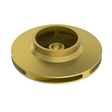 Custom Brass Water Pump Impeller