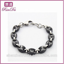 Alibaba nouvelle arrivée à bas prix des bracelets noirs