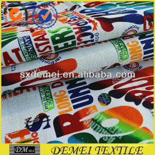 printed textile wholesale from china fabric pattern