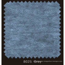 Grey Color Non Woven Paste DOT Interlining with Pes Powder (8025grey)