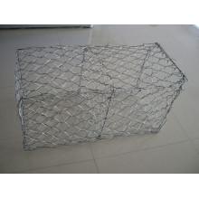 Сделано в Китае Гарантия Премиум сетки gabion горяч-Окунутое Гальванизированное gabion 1*1*2 6*2*0.3