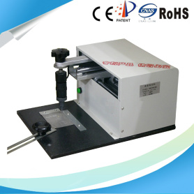 Electric plate marking machine