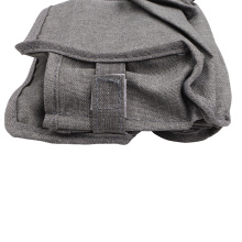 Cotton Linen Fabric Storage Bin