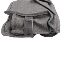 Корзина для хранения хлопчатобумажной льняной ткани