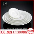 P&T ceramics factory,porcelain meat plates, round plates, flat plates