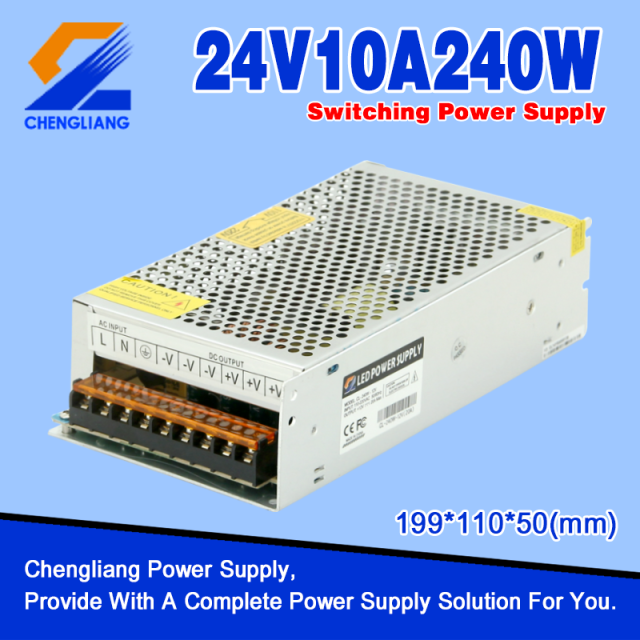 24V 10A 240W LED Power Supply