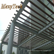 Professional Composite Wood Pergola Supplier