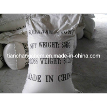 Soda Ash Light Soda Asche