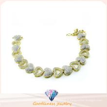 Bracelet en bijoux en argent sterling à la mode 925 à la vente chaude (BT6602)