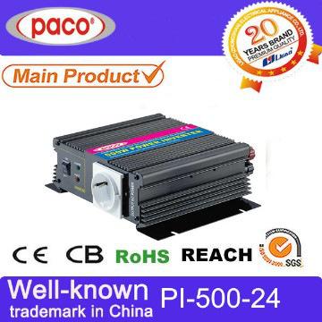 Since Wave 500 Watt Power Inverter 24V, CE RoHS Certificates