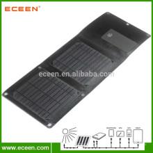 Painel solar portátil portátil de alta qualidade à prova de água e flexível para carregador móvel