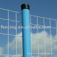 Clôture de fil tissé néerlandais