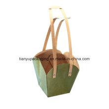 Waterproof Kraft Paper Bag Gift Bag