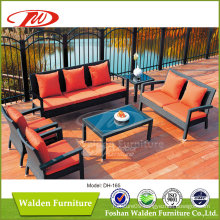 Garden Set Rattan Outdoor Furniture (DH-165)