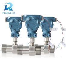 débitmètre prix pour 4-20mA signal sortie turbine débitmètre