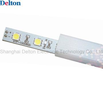 Водонепроницаемый профиль PMMA DC24V Светодиодная лампа с сертификатом CE