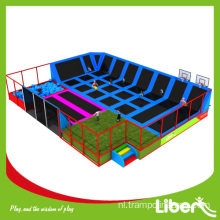 Indoor home trampoline trui