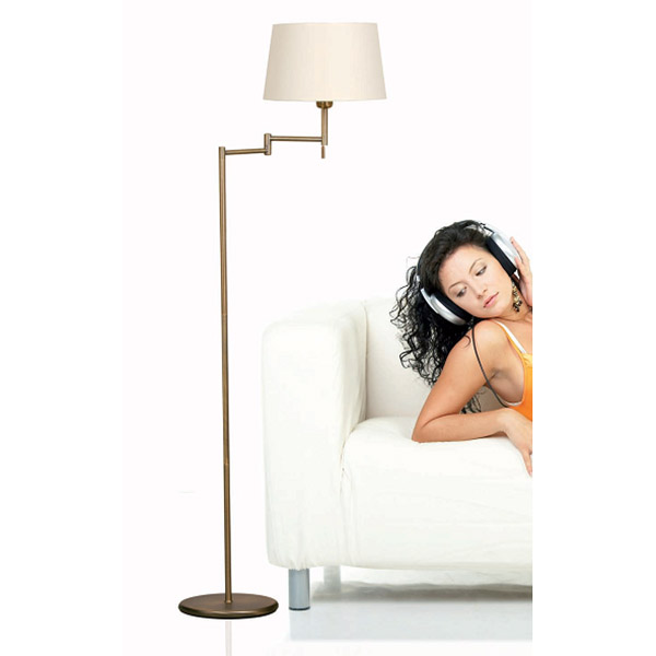 Floor Lamp Adjustable Arm