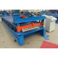 Machine de formage de rouleaux de toit ondulé fabriquée en Chine