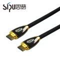 SIPU alta calidad 19pin soporte 4k 3d 2.0v hdmi cables