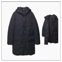 Practical ultrawarm long 3 in 1 mens winter parka