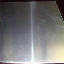 Feuille d'acier inoxydable de 1.4547 S31254 254smo
