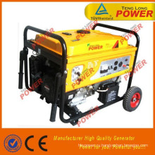 Лучший малых 2500w тихий мотор 12v dc генератор для продажи